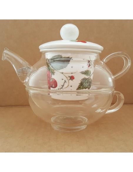 TEA FOR ONE WILD BERRY
