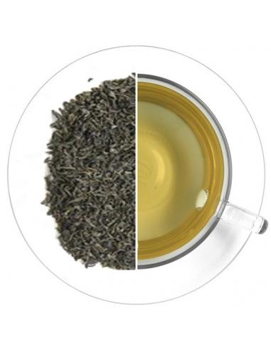 Té verde china chu mee