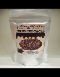 NIBS DE CACAO 200 GR.
