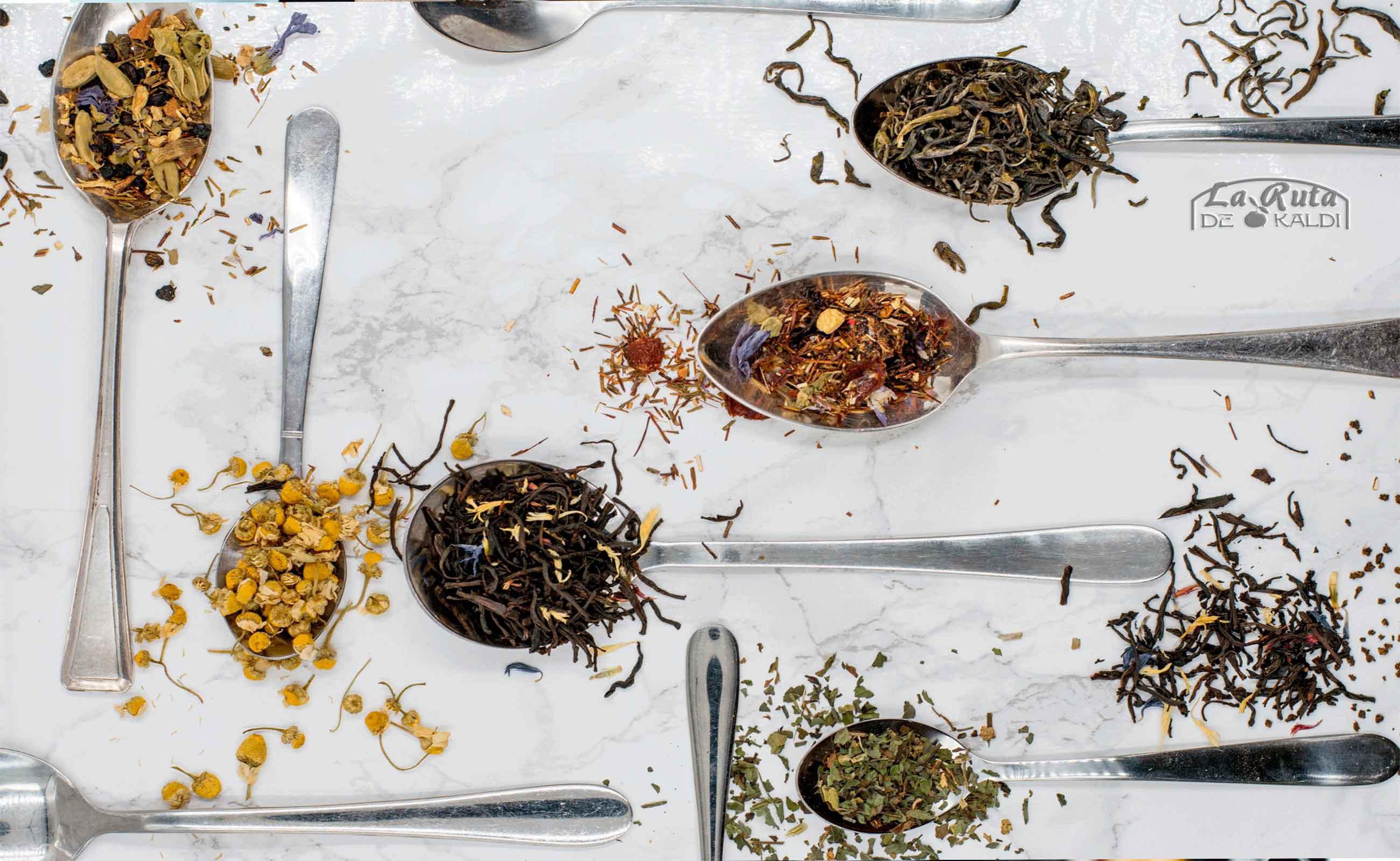 mayoristas importadores de té de verde, rojo, negro, amarillo, rooibos de origen y aromatizados