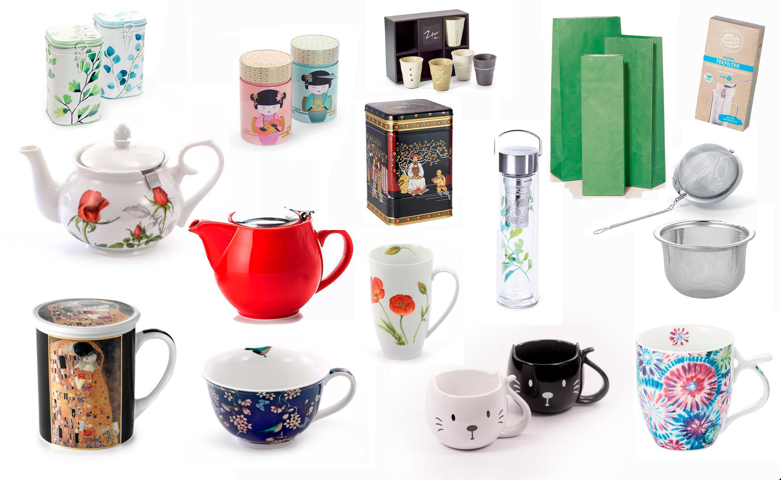accesorios-complementos para café-té-