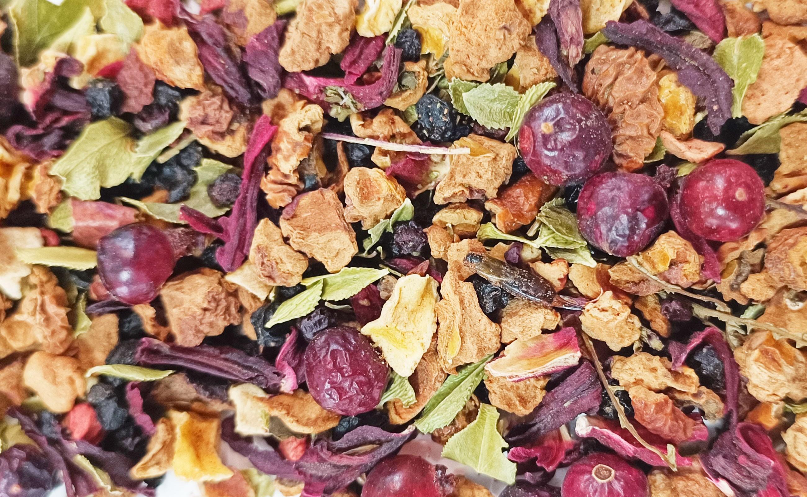 importadores mayoristas de mezclas de frutas y plantas