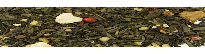 Té negro desteinado de origen y aromatizado.