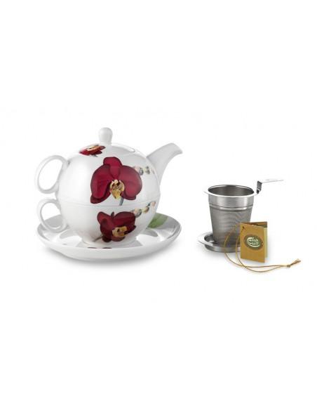 Juegos de té y teteras
