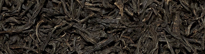 Té rojo pu erh de origen y prensado